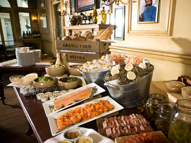Dine in style with Hotel du Vin's tempting Sunday Lunch offer.