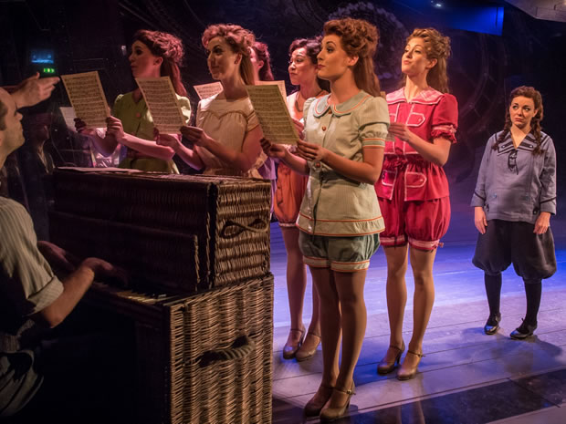 Catch Funny Girl when it lights up the stage in Bristol.