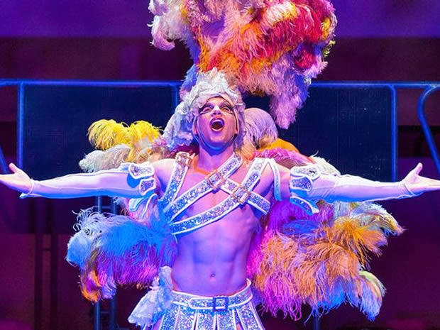Enjoy the glitzy musical at Bristol Hippodrome.