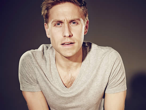 See Russell Howard live in action at Bristol Hippodrome.