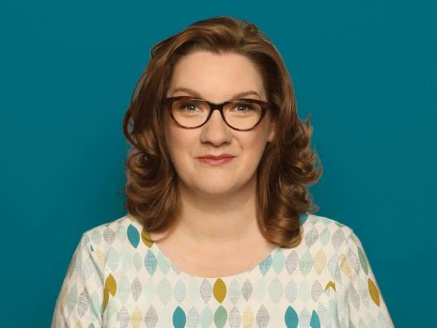 Sarah Millican will be bringing her signature brand of humour to Colston Hall this summer.