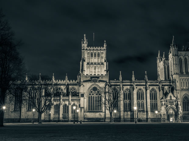 From phantom hounds to headless horsemen, visit 14 of Bristol's most haunted places.