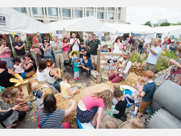 Join in the fun with this year's Bristol Festival of Nature.