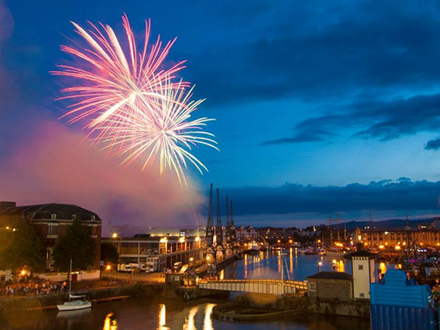 The ever-popular Bristol Harbour Festival is set to light up the city this summer.