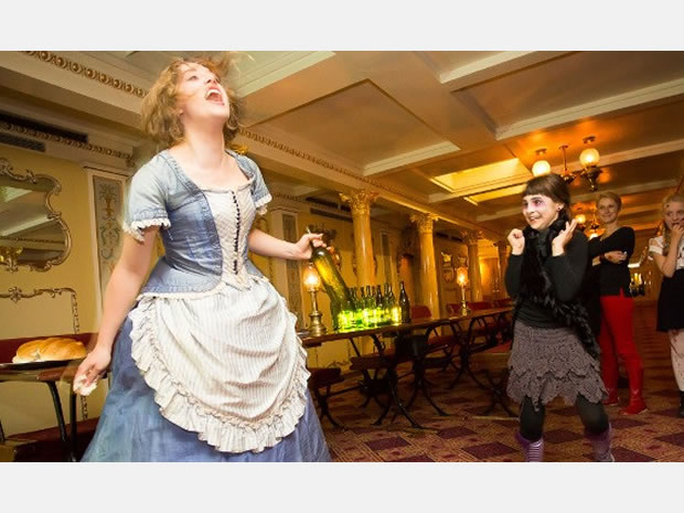 Visit Brunel's SS Great Britain for some frightening fun this Halloween.