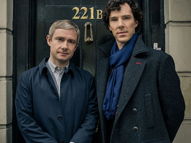 Eagle-eyed viewers can spot many Bristol locations in BBC's Sherlock.