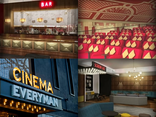 Bristol film fans catch their favourite flicks on Whiteladies Road when Everyman Cinema opens.