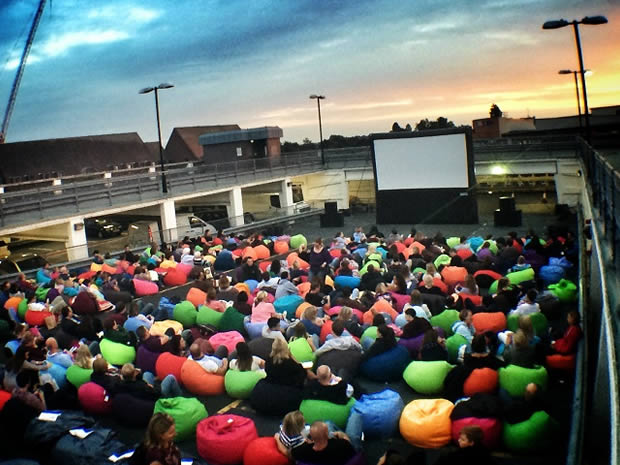 Luxury open-air cinema, Cult Screens, will screen five fab films at this summer.