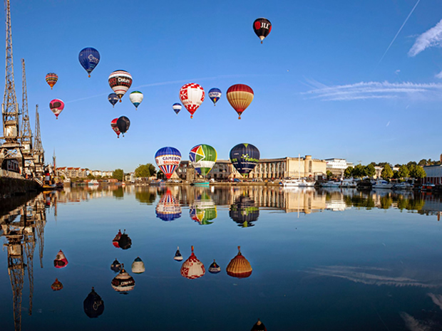 Bristol International Balloon Fiesta promises breathtaking displays over the city.