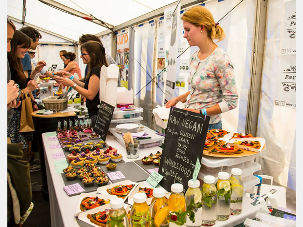Visitors can browse a plethora of stalls when VegFestUk returns to the city.